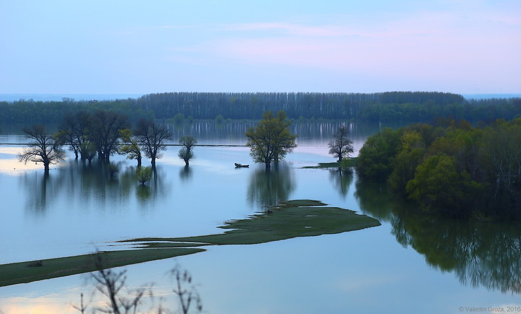 Danube overflowed 01