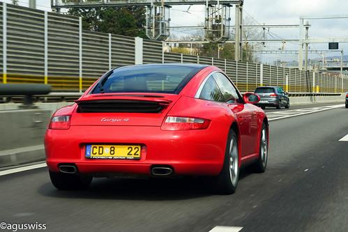 Porsche 996 Targa4