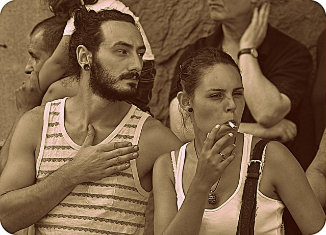 smoke moments