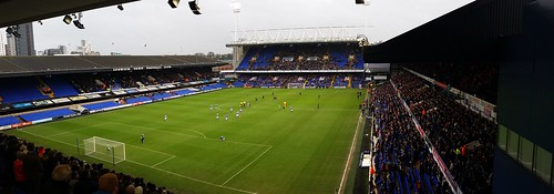 Ipswich Town v Portsmouth,  Portman Road, Emirates FA Cup 3rd round, Saturday 9th January 2016   by CDay86
