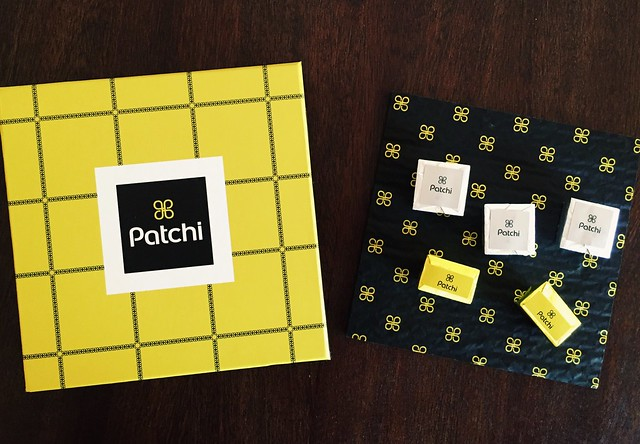 When it comes to chocolates, I've really only got a few favorites and Patchi is one of them. Such a delight to have each small piece.