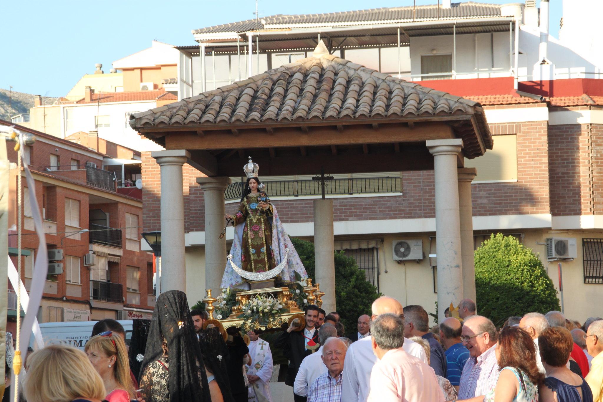 (2015-07-12) - Virgen del Carmen, parroquia La Santa Cruz - Javier Romero Ripoll (153)