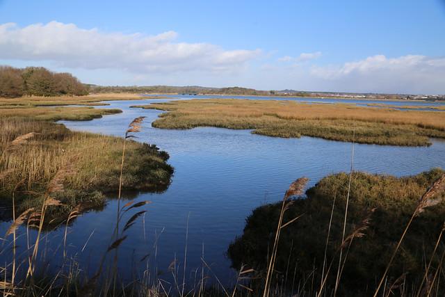 Holes Bay from Hamworthy