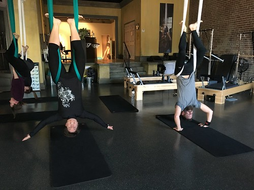 Aerial Yoga Fun!! | by ShanMcG213