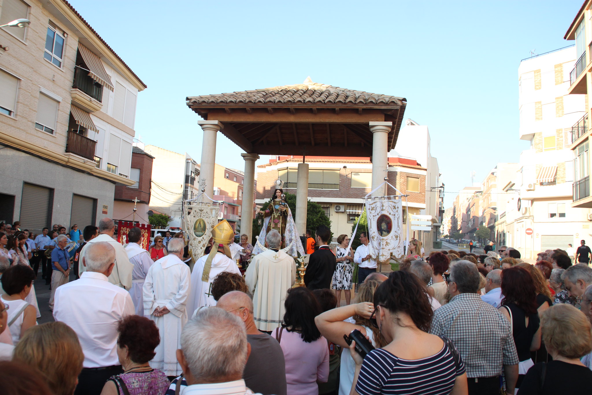(2015-07-12) - Virgen del Carmen, parroquia La Santa Cruz - Javier Romero Ripoll (117)