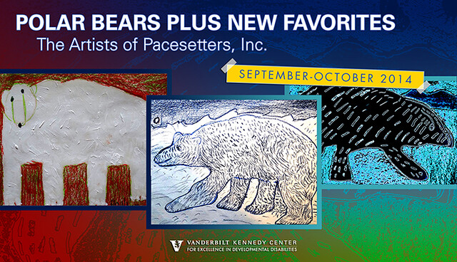 Polar Bears Plus New Favorites - The Artists of Pacesetters, Inc [Art Exhibit 2014]