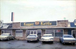 1972 or so - Kopper Kettle