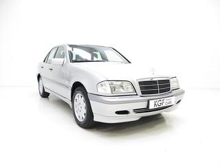 1999 Mercedes W202 C200 Elegance   by KGF Classic Cars