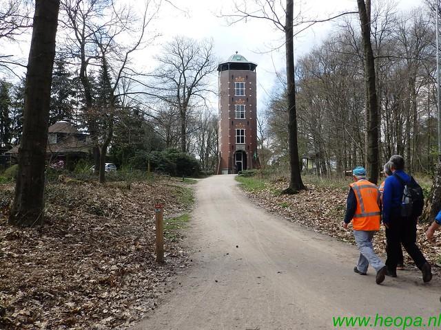 2016-04-12         2 daagse Lunteren      1e dag  25 Km  (116)