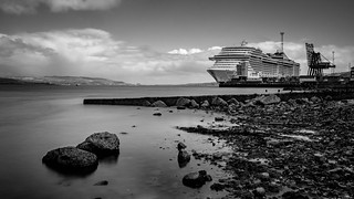 MSC Splendida | by ClydebankPhotos.com