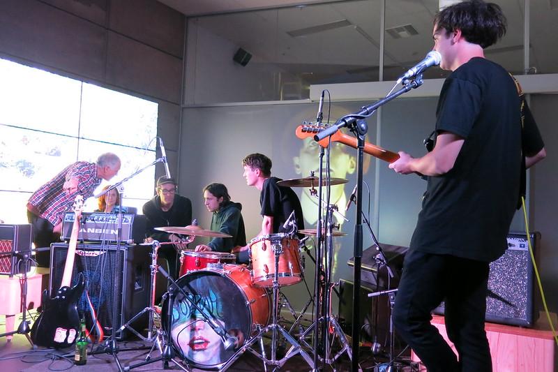 Kane Strang band