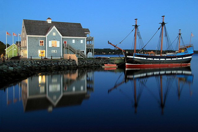 Waterfront Pictou Canada
