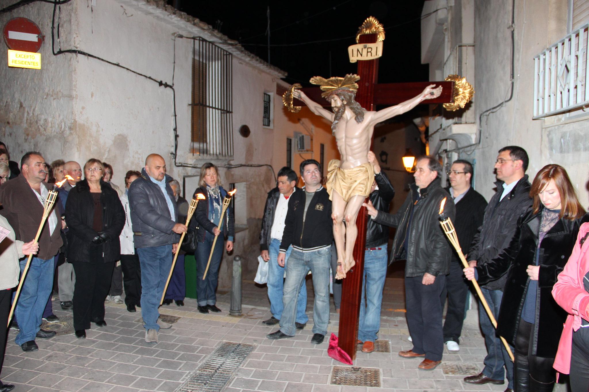 (2012-03-30) - III Vía Crucis nocturno -  Antonio Verdú Navarro  (10)