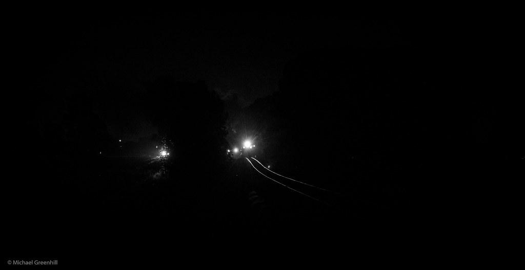 Nightfall by michaelgreenhill