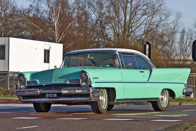Lincoln Premiere 2-door Hardtop Coupé 1957 (5649)