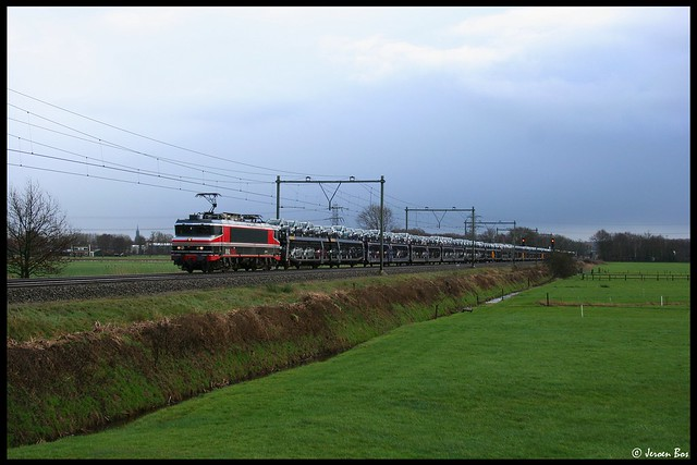 Captrain 1619 'Raillogix' Soest 03-02-2016