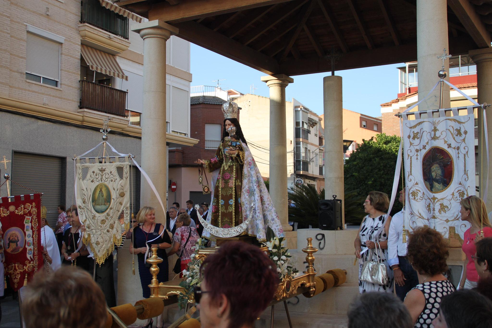 (2015-07-12) - Virgen del Carmen, parroquia La Santa Cruz - Javier Romero Ripoll (51)