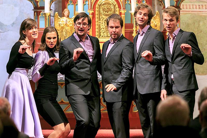 2013 Ingenium Ensemble - foto Uroš Zagožen