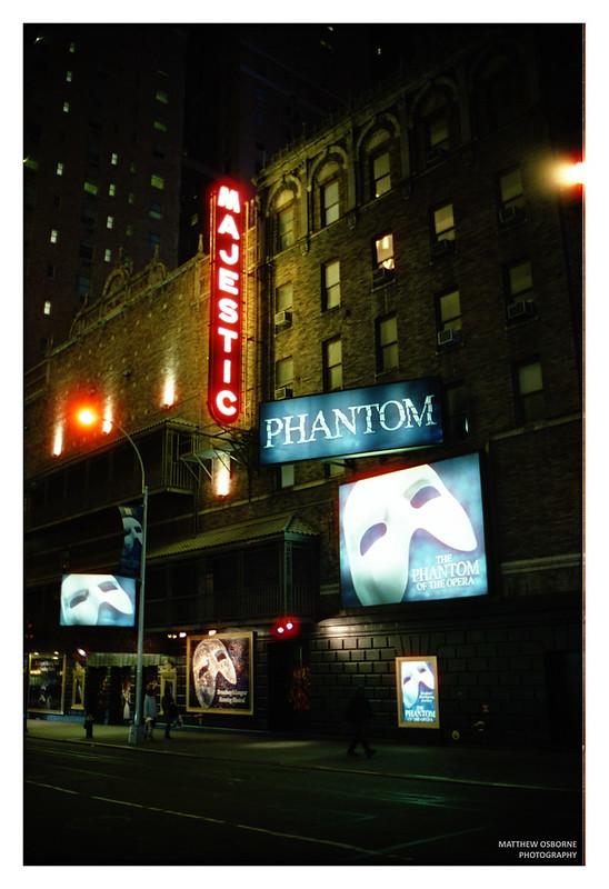 XPan + CineStill 800T in NYC