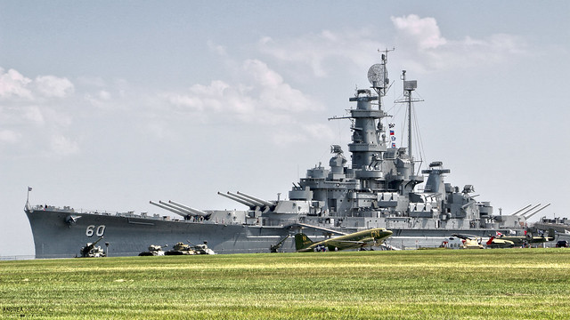 USS Alabama, Battleship Memorial Park - Mobile, Alabama
