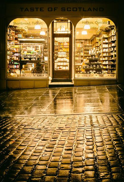 scotland's pantry