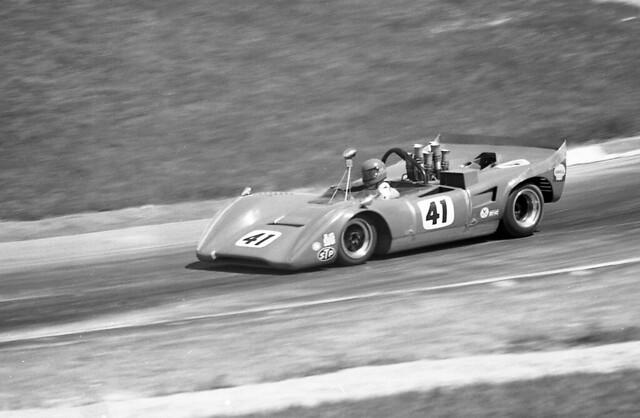 Jim Butcher - Mosport Can-Am 1972