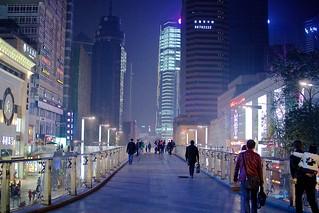 Chengdu sentrum by jonarnefoss2013