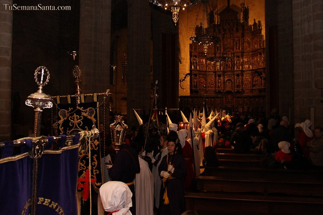 Sábado Santo: Buen fin y Nazaret