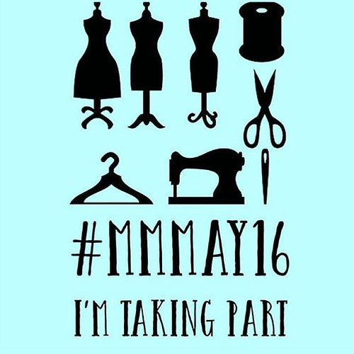 Me-Made-May'16 Pledge | by Jagged Rose