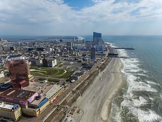 Atlantic City Aerial Photography | by wuestenigel