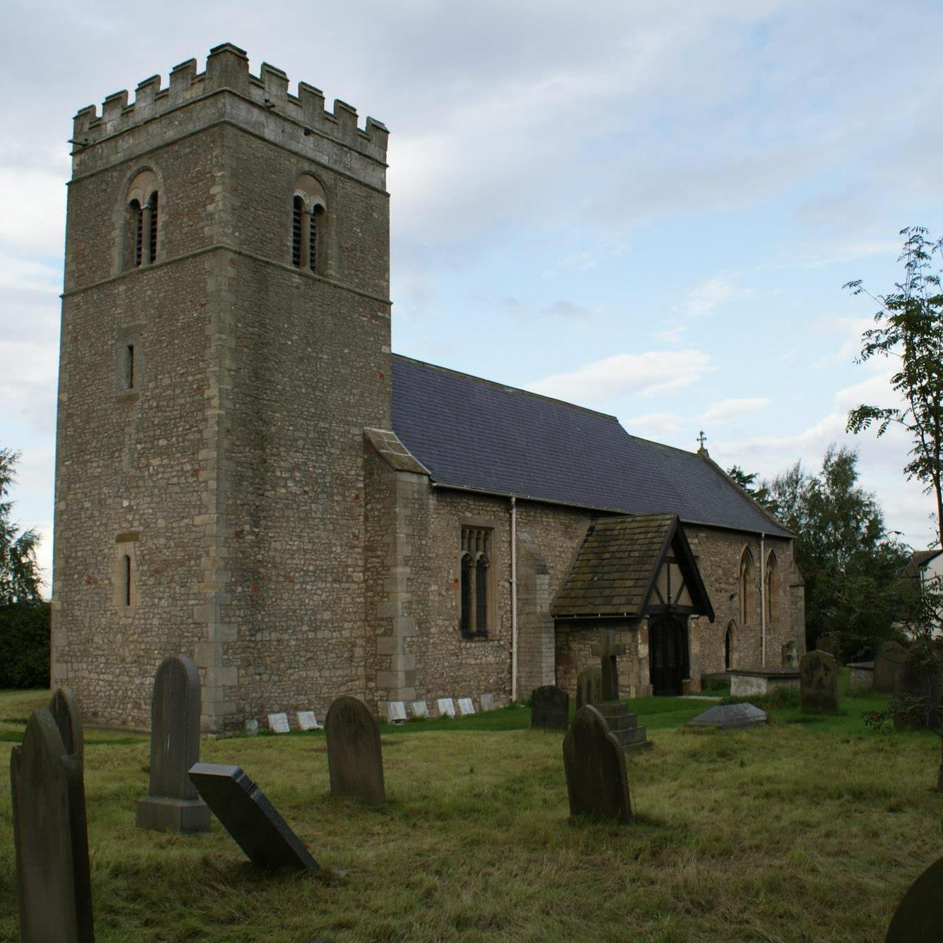 Yorkshire, FINNINGLEY, Holy Trinity and St Oswald