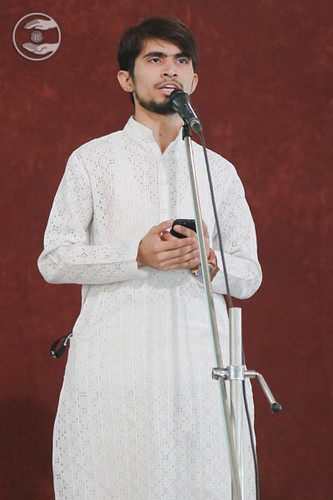Devotional song by Arjit Gupta from Uttam Nagar, Delhi