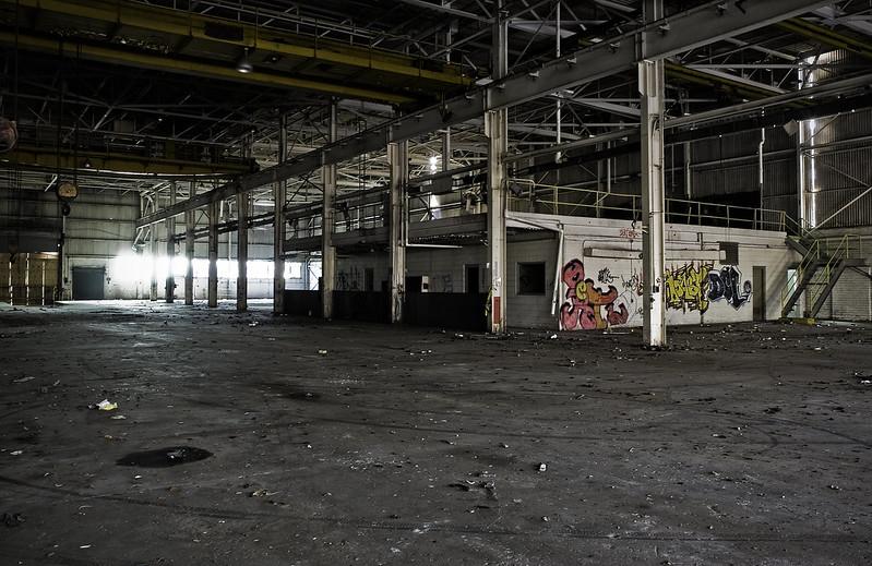 Bankhead Welding Warehouse