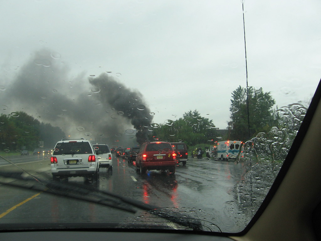 Route I-80 Accident New Jersey | August 28, 2006  Photo by J… | Flickr
