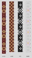 beading pattern | by Jshen0913