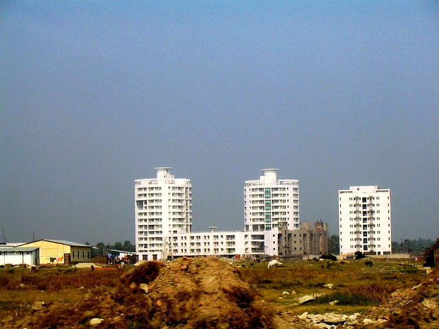 Greenwood Park Extension, New Town, Kolkata