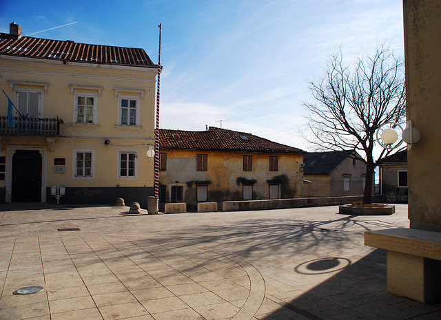 The main square