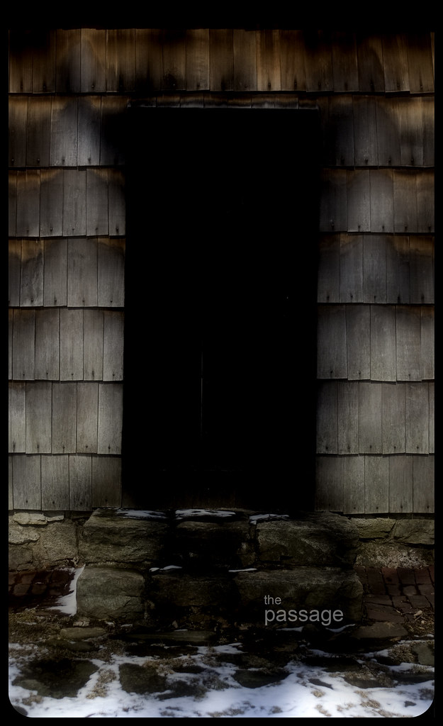 the passage | A door into the unknown... found while ...
