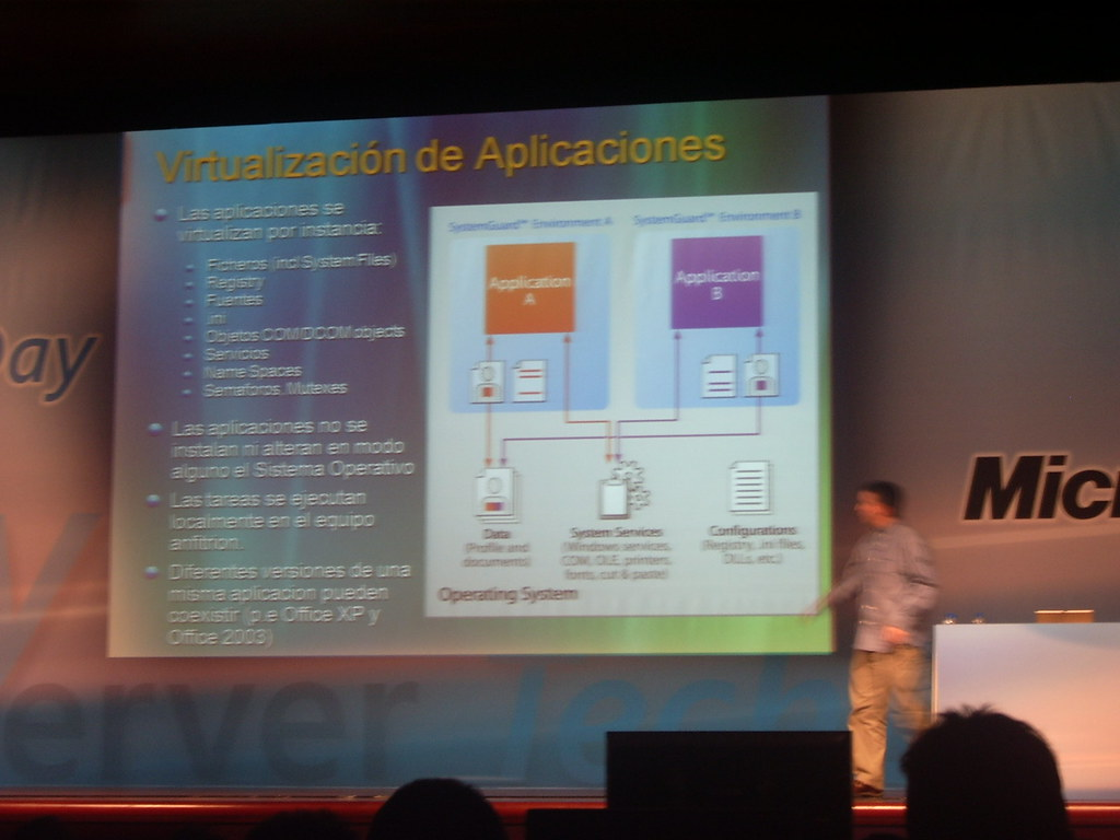 Windows Server TechDay 2007-03-13 Barcelona