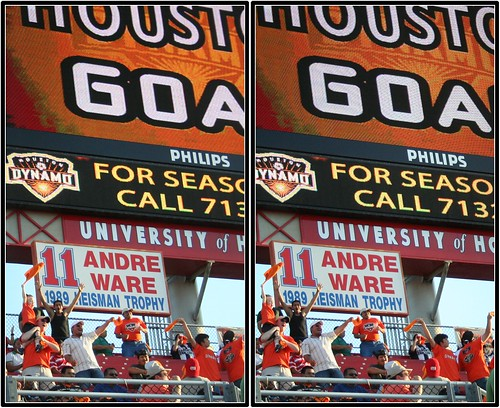 Pachuca Tuzos at Houston Dynamo, CONCACAF Champions Cup Semifinal, Robertson Stadium, Houston, Texas 2007.03.15 | by fossilmike