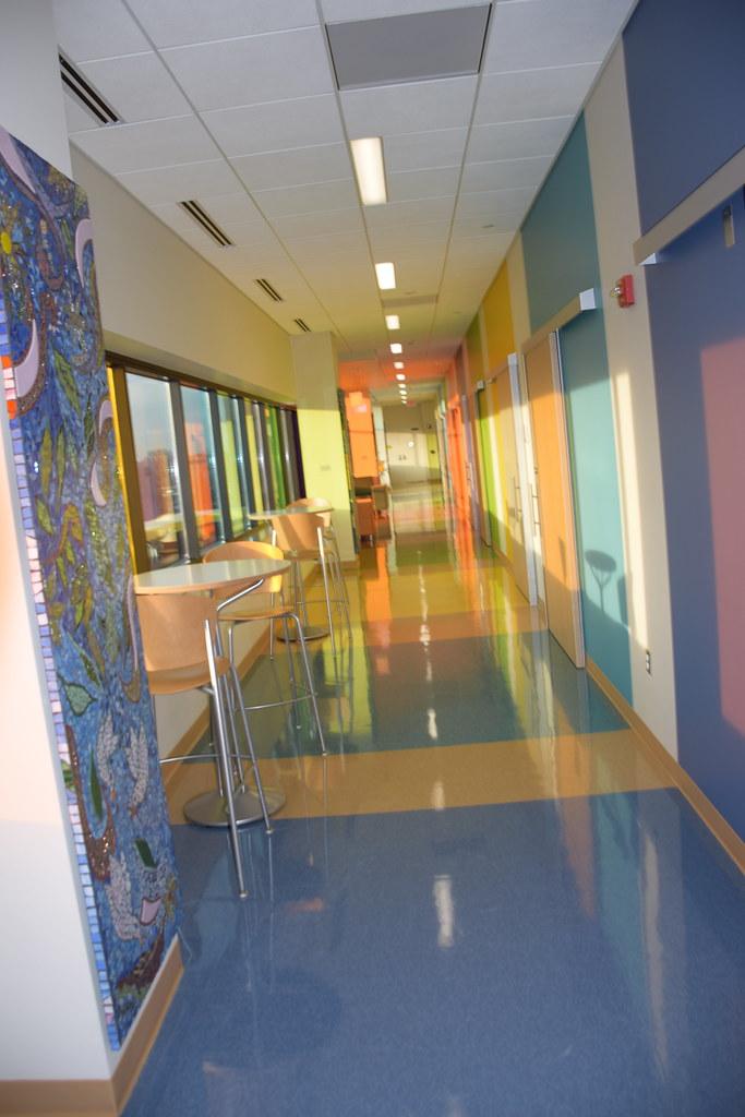 Children's Hospital of Michigan Troy - Interiors   Detroit