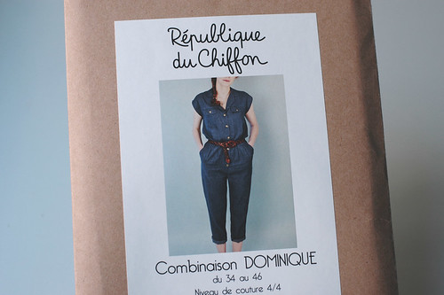 Republique du Chiffon Dominique | by BOMBAZINE *
