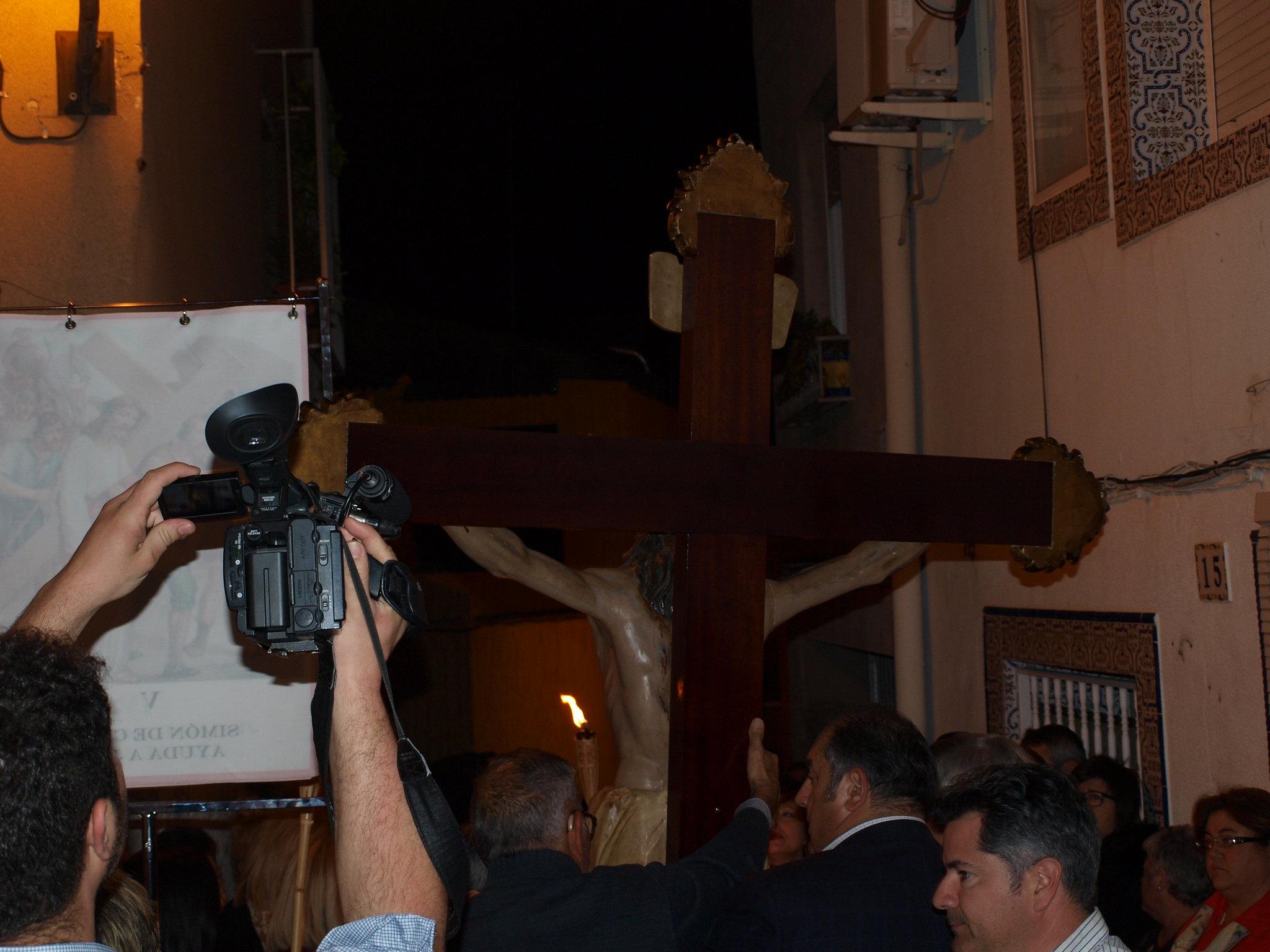 (2014-04-01) - V Vía Crucis nocturno - Paloma Romero Torralba (08)