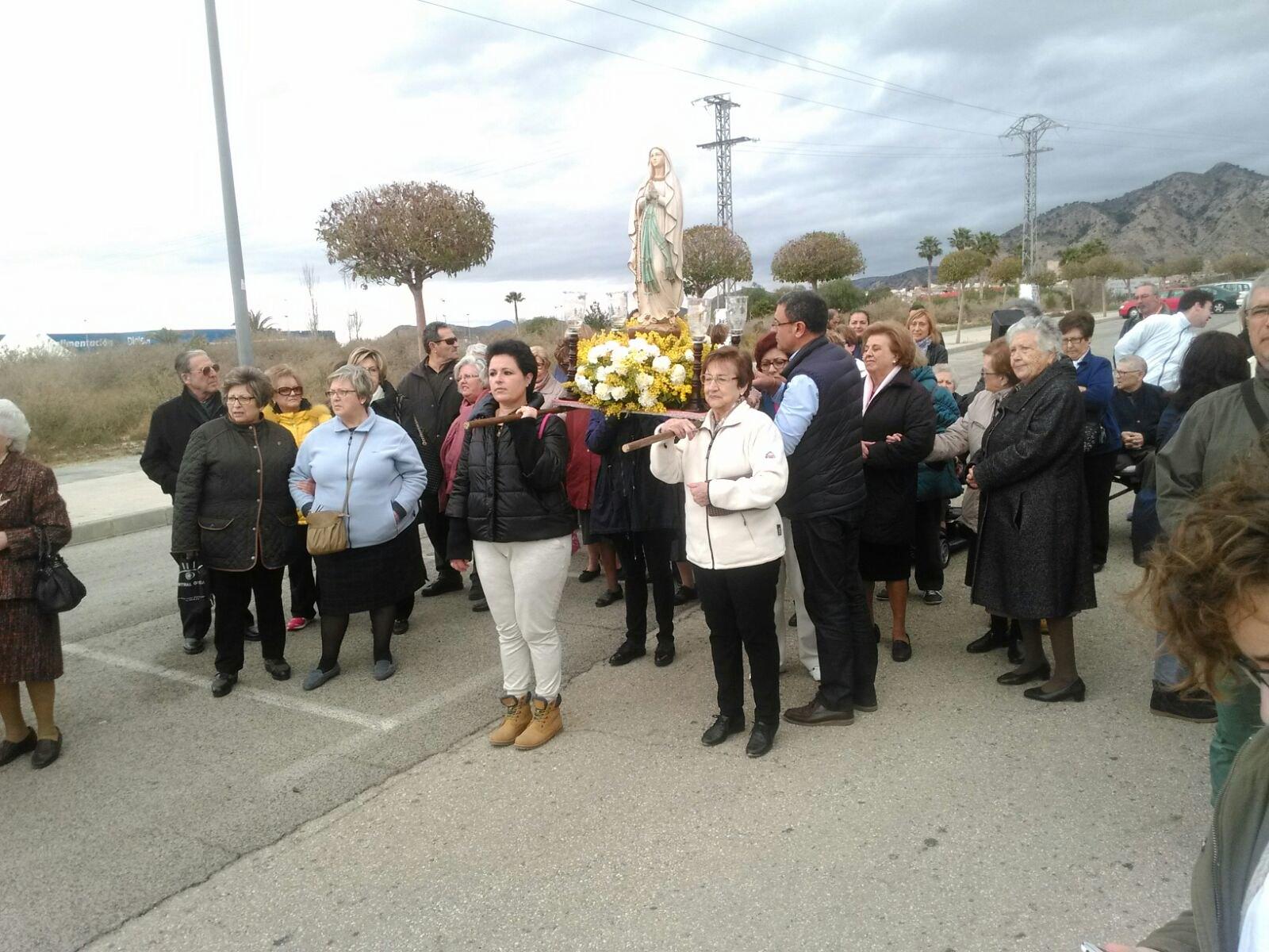 (2016-02-13) - Inauguración Virgen de Lourdes, La Molineta - Pascual Serrano (05)