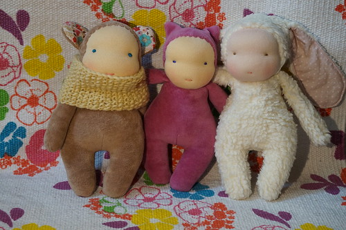 little kra dolls | by daskleinekra-puppen.com