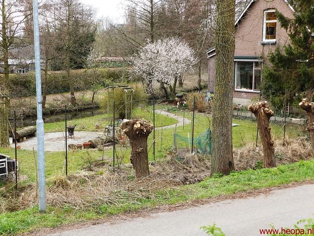 2016-03-23 stads en landtocht  Dordrecht            24.3 Km  (146)