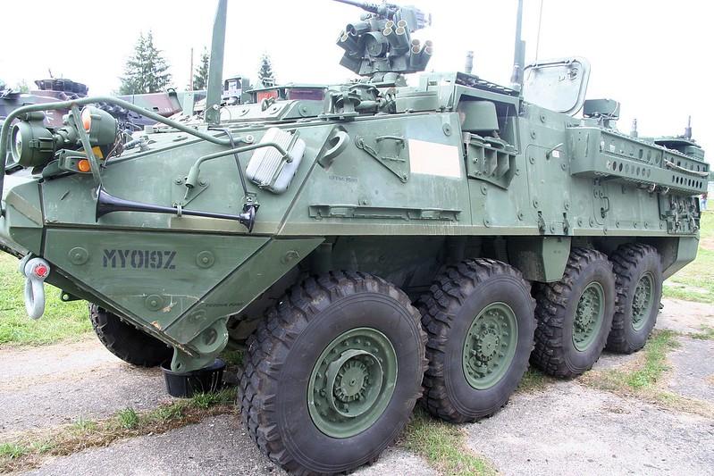 Stryker ICV 7