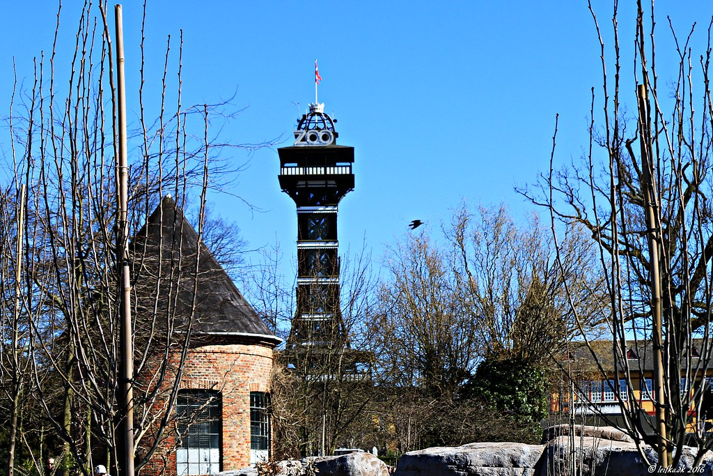 Zoo Tower Copenhagen Zoo April 2016 Leif Kallermann Flickr