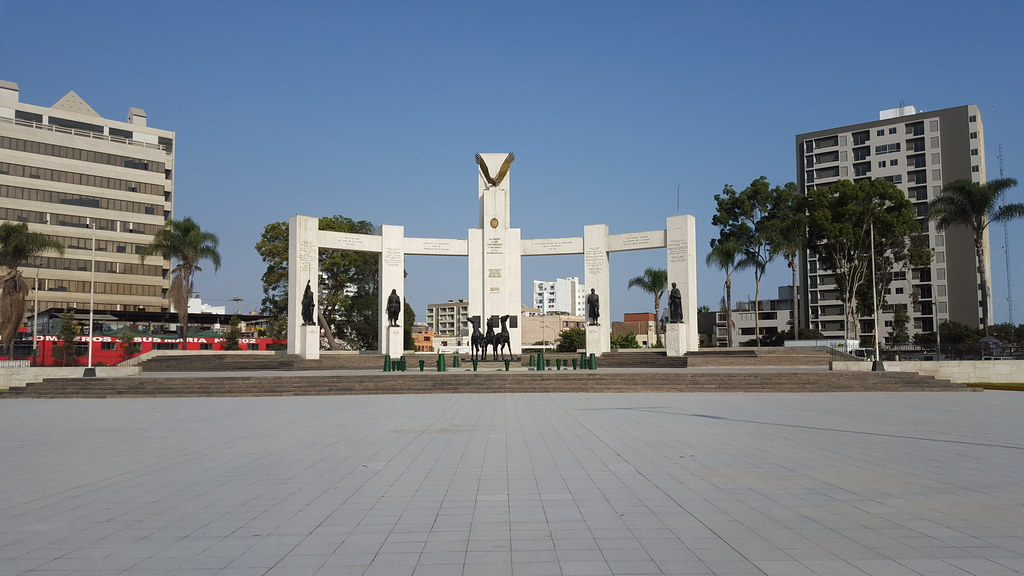 Parque Próceres de la Independencia