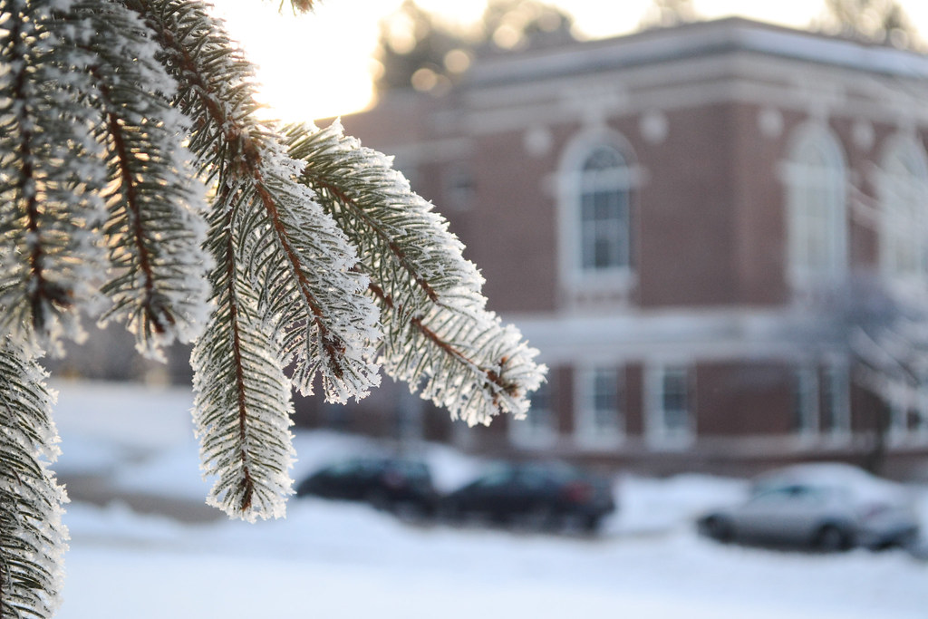 Winter Scenes 2016 | Winter photos on Luther College's campu… | Flickr